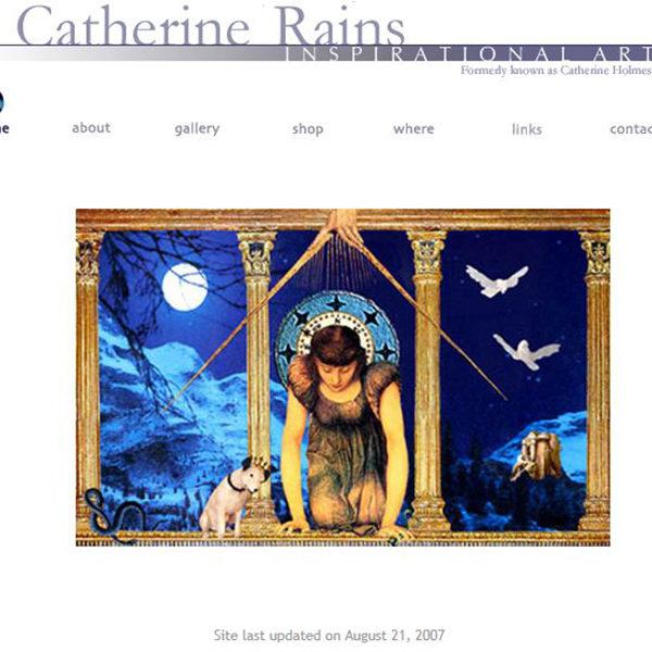 New website – New art filled life