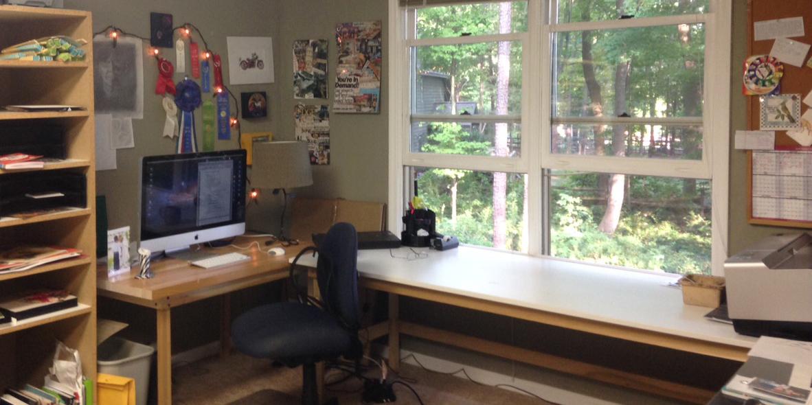 before---desk