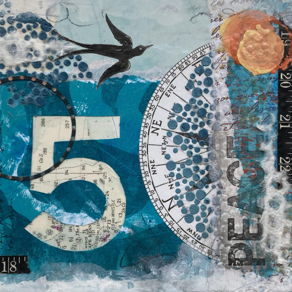 Magic of creating one-collage-a-day